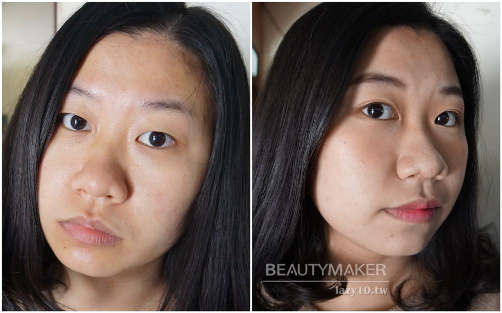 BeautyMaker零油光晶漾持妝氣墊粉餅