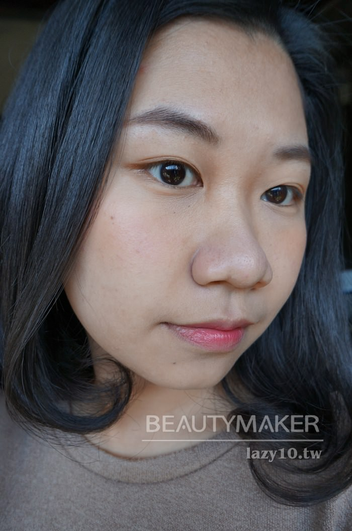 BeautyMaker零油光晶漾持妝氣墊粉餅DSC09863
