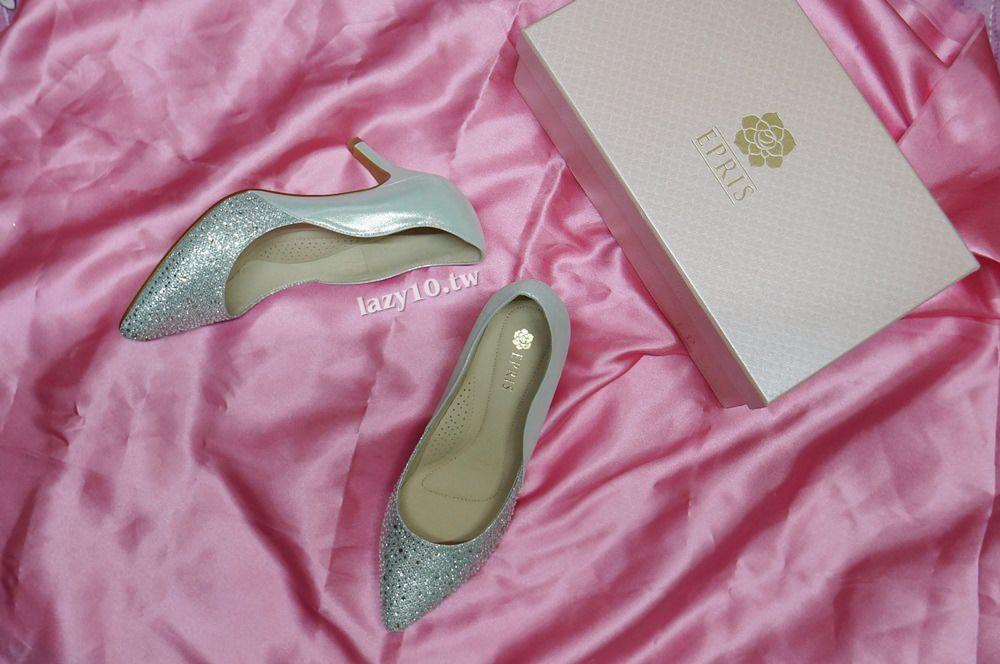 好穿高跟鞋推薦●艾佩絲EPRIS婚宴女鞋-星空女神(全真皮尖頭MIT高跟鞋/免費退換貨/60日保固)