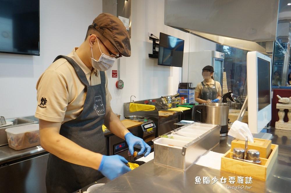 炸去啃 高雄大統五福店7