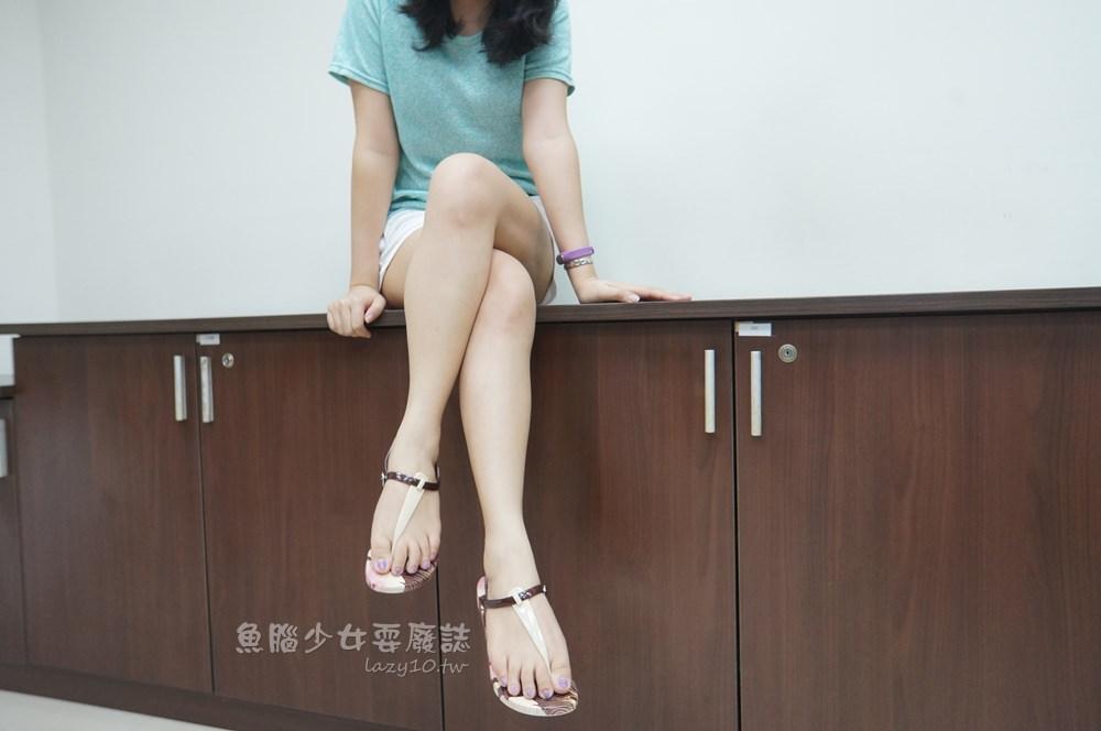 greenboxfootwear-ish涼鞋款 扶桑花女孩1