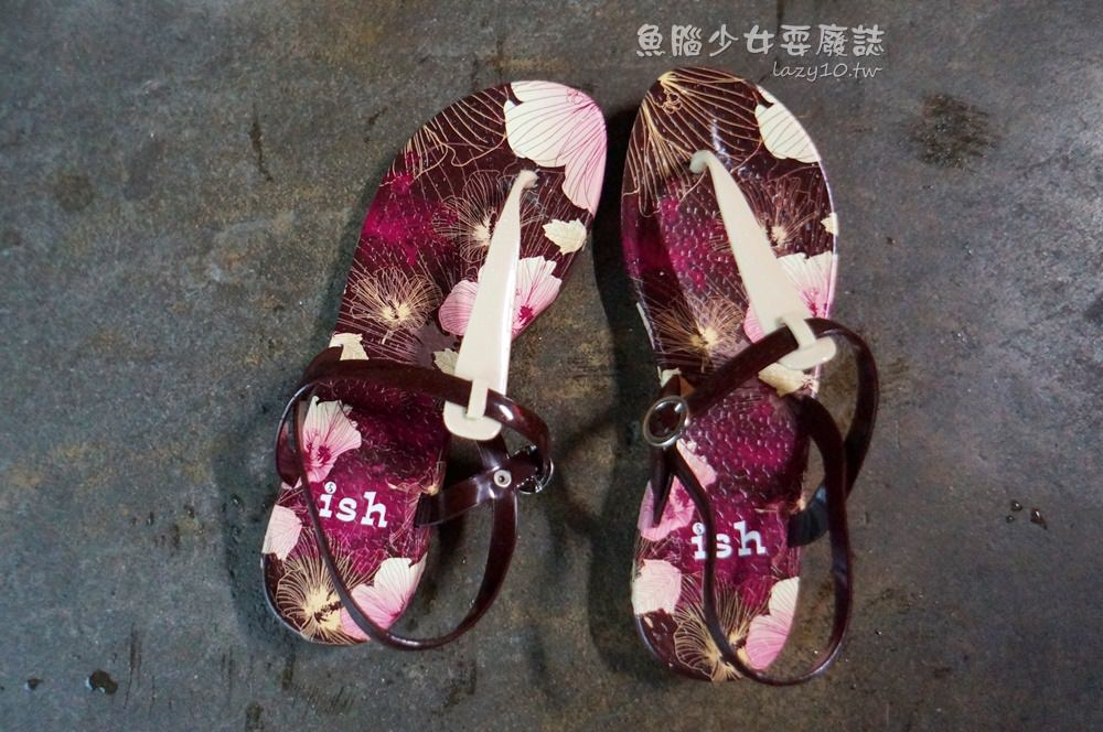greenboxfootwear-ish涼鞋款 扶桑花女孩2