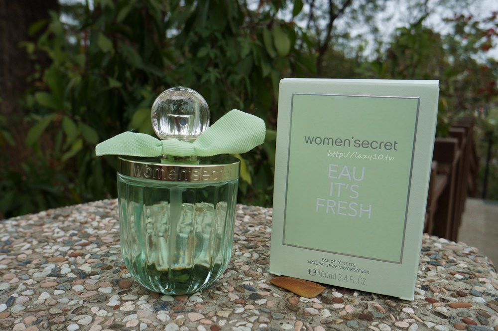 Women'Secret花漾清新女性淡香水●淡雅自然的春天香氣.情人節禮物推薦