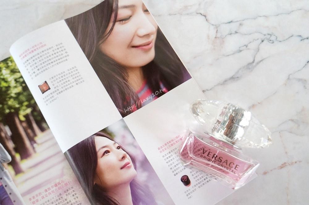 VERSACE-Bright Crystal香戀水晶女性淡香水●高貴、典雅的性感女人香(清新花果香調)