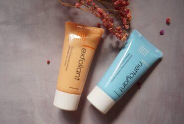 UNT氨基酸潔顏霜、潔顏去角質凝膠●高CP值的潔顏品~
