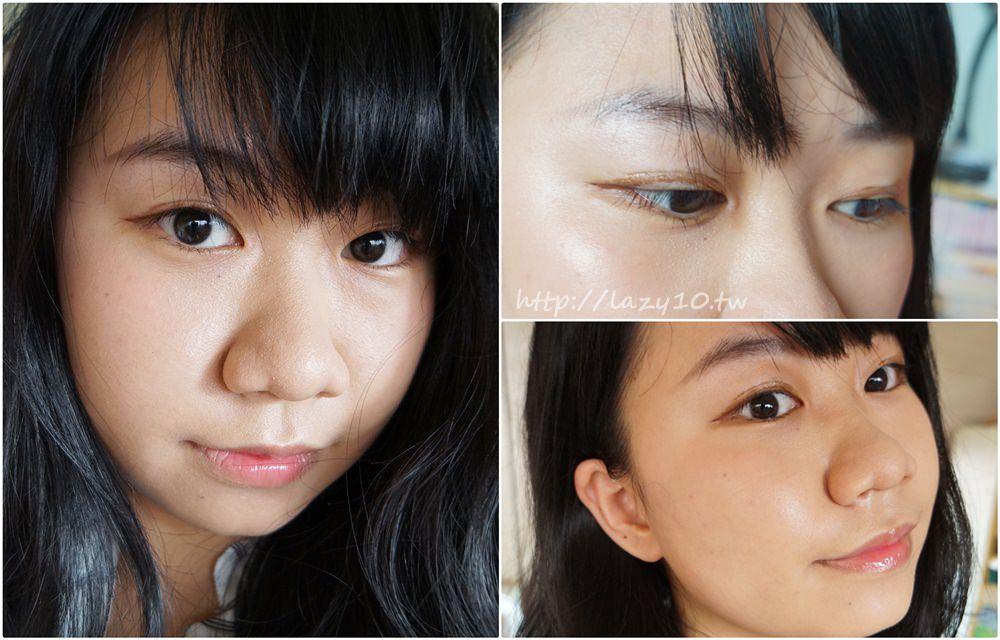 內雙推薦●日本AB咖啡色雙眼皮膠水。雙眼皮&眼影一次完成!(夾帶凱蒂娃娃4D眉筆之分享)