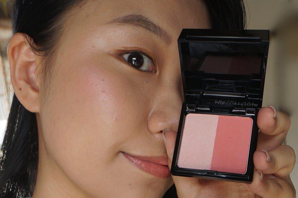 上班族好氣色的小秘密●KATE凱婷-零瑕肌密BB霜、3D明暗雙色腮紅