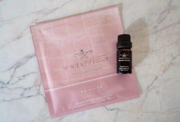 保養●W.SHAFFIELD夏菲爾-全方位極萃水導面膜&極致活膚精萃油