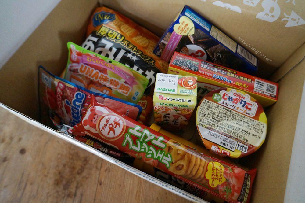WOWBOX FUN & TASTY●零食禮盒海外直送,必吃必買的日本零食驚喜箱~