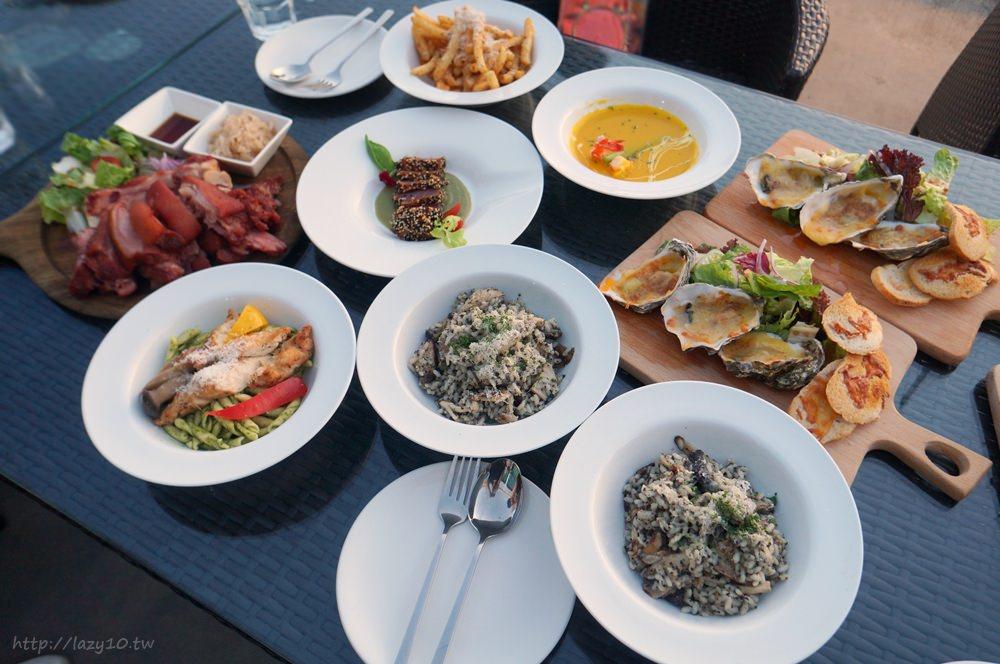 高雄海景餐廳推薦●貝隆餐酒館,休假小酌放鬆的好去處!