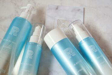 夏季保養推薦●Rever Skin瑞曼爾(潔膚油、潔面乳、平衡水、機能乳)*文末贈體驗禮