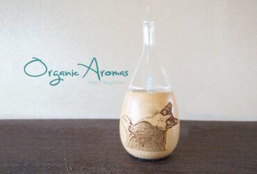 有機香氛●Organic Aromas有機香氛擴香儀-雨滴(客製化禮品)