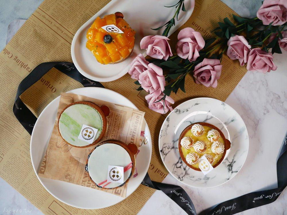 高雄手工甜點推薦 | UMAI手作甜點,好看也好吃的法式甜點、水果塔