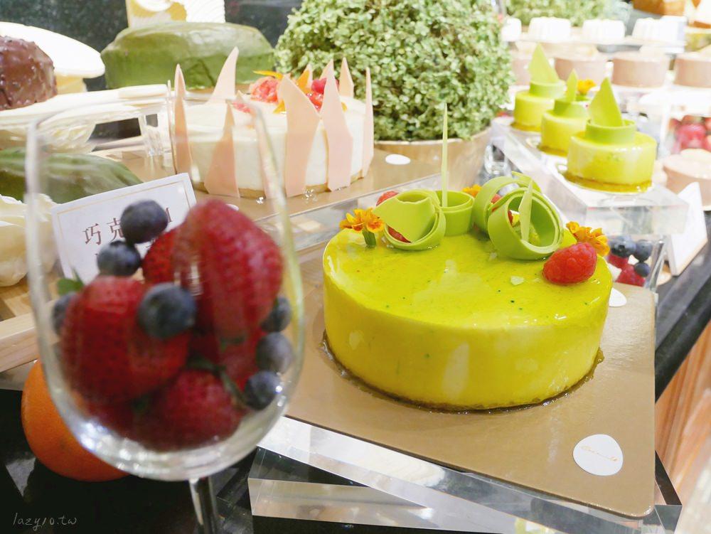 糕餅小舖蛋糕 | 高雄漢來LB大廳酒廊糕餅小舖x東京Occitanial期間限定夢幻甜點