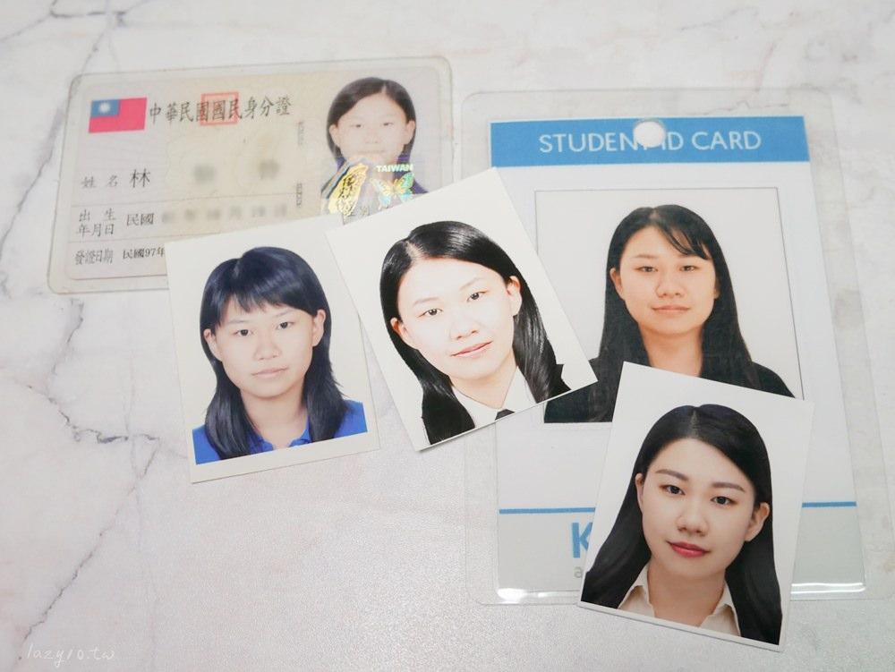 高雄身分證推薦韓式證件照