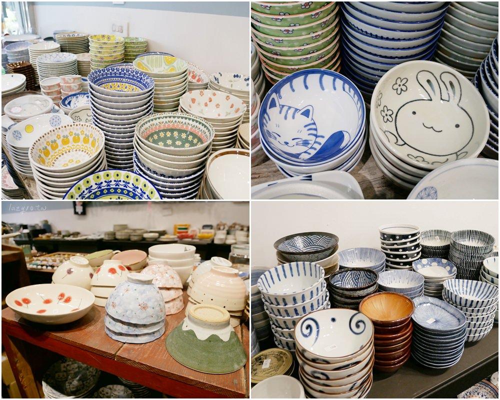 高雄買餐具推薦 | 坐坐,日本碗盤、食器專賣店,小心挑到選擇障礙大發作!