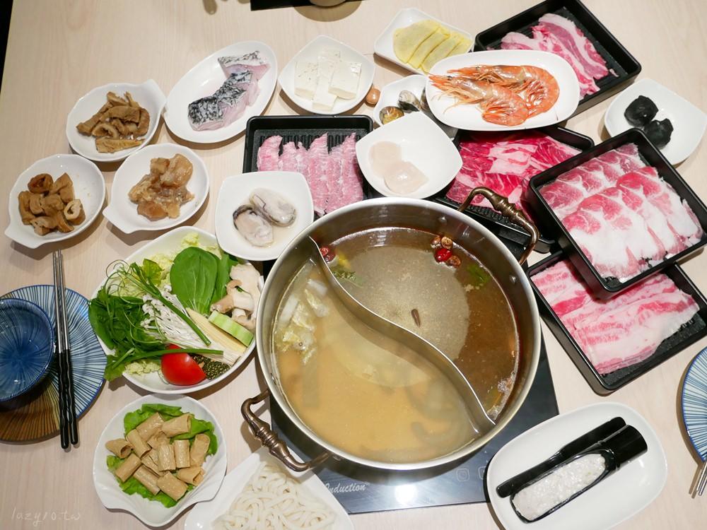 高雄超市火鍋 | 潮之鍋物SEAPOT,邊買邊煮才最潮(漢神百貨美食餐廳/漢來美食)