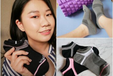 除臭襪分享 | WOAWOA除臭襪,好穿好活動的運動襪