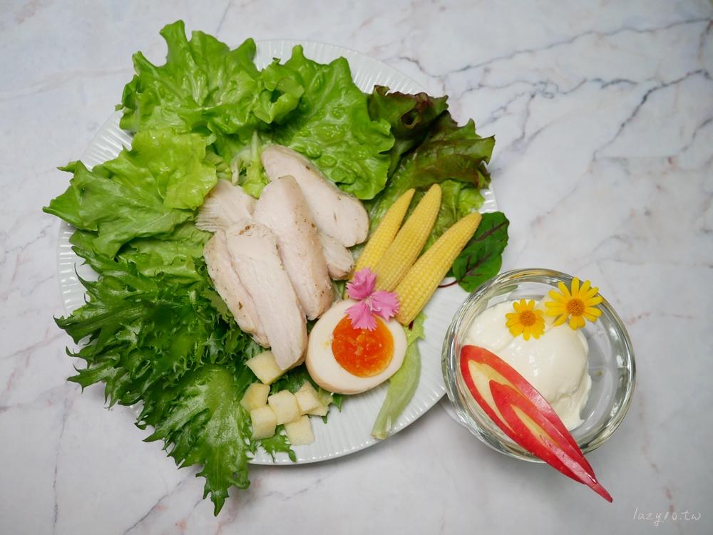 生菜宅配推薦 | 翠活安全蔬果-不用洗就能直接吃,超方便即食生菜沙拉,懶人健身好夥伴~