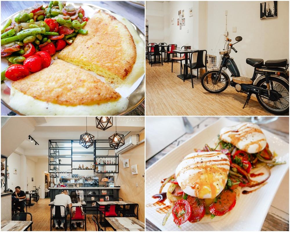 台南新美街美食 | 隱誘咖啡Café Entice-來自澳洲主廚的特製餐點