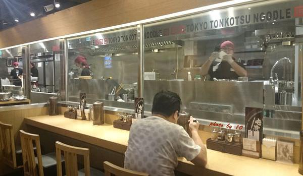 台北-屯京拉麵○排隊拉麵店
