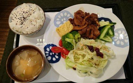 屏東○香夢園~像家一樣的溫馨餐廳~美味日式餐點