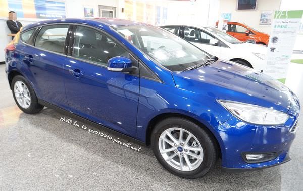 試乘評價●2015新改款FORD NEW FOCUS 1.0Ecoboost