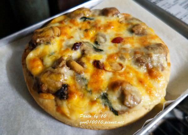 瑪莉屋口袋比薩 沒廚藝也能第一次烤pizza就上手