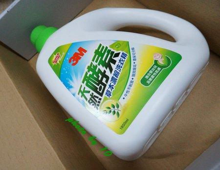洗衣精●3M天然酵素草本濃縮洗衣精