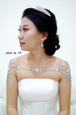 台南新秘○A-PEI新娘造型體驗,自然好看新娘妝造型