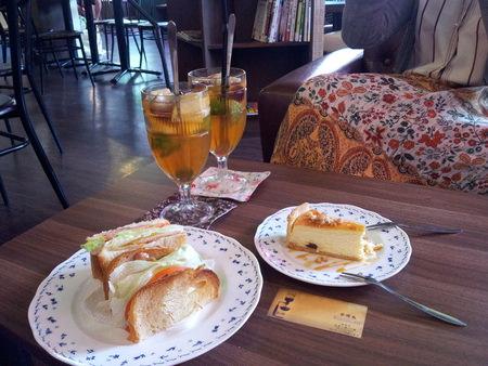 屏東-Antigua Cafe 安堤瓜○下午茶時光