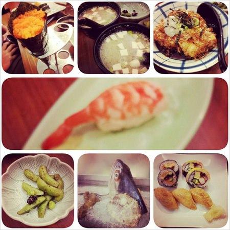 屏東高CP值日本料理○燿壽司~新鮮平價的好吃壽司(師傅有點帥XD)